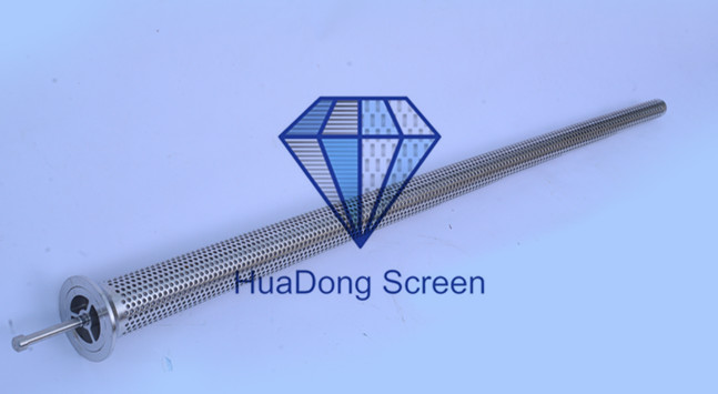 Perforated Drill Pipe Screen