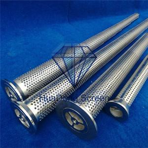 5寸不銹鋼鉆桿濾清器 鉆桿濾子 drill pipe screen