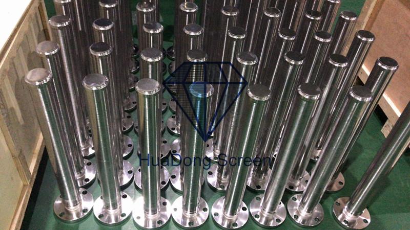 不銹鋼中排支管