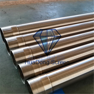 273mm不銹鋼楔形絲濾水管 繞絲篩管